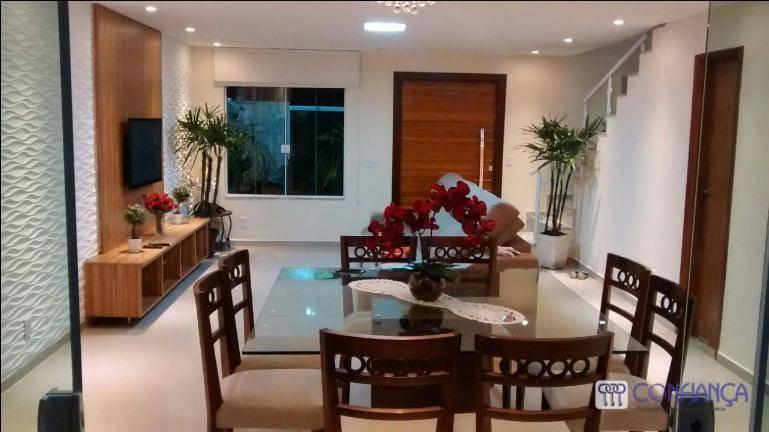 Casa residencial à venda, Campo Grande (Rio de Prata), Rio de Janeiro.