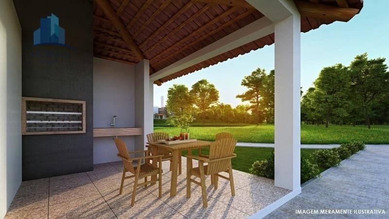 Apartamento residencial à venda, Jardim Itaqui, Campo Largo.