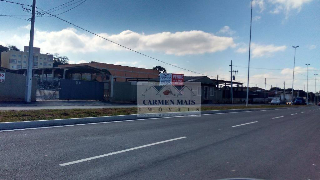 Área comercial à venda, Colônia Rio Grande, São José dos Pin