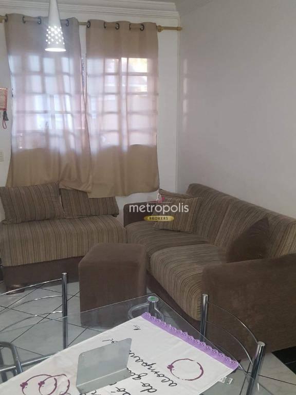 Sobrado com 2 dormitórios à venda por R$ 300 - Jardim Santo André - Santo André/SP