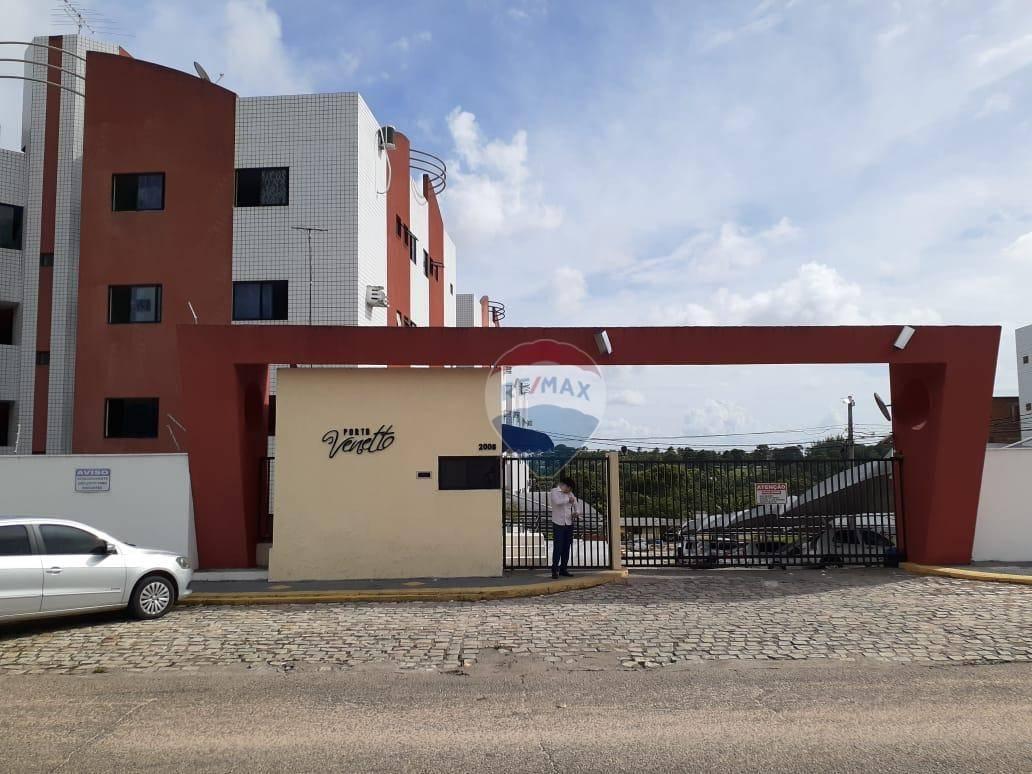 Apartamento com 2 dormitórios para alugar, 52 m² por R$ 850/mês - Pitimbu - Natal/RN