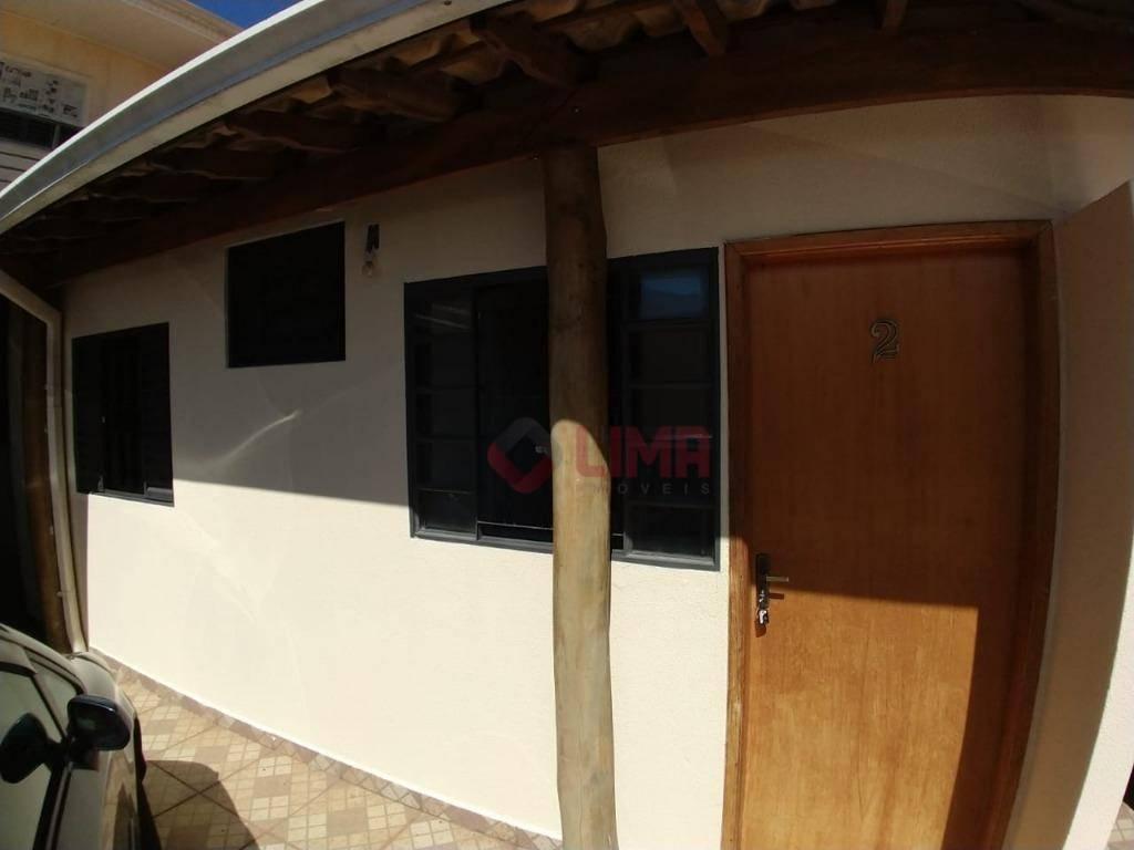 apartamento 1 dormitório residencial para locação, Vila Engler, Bauru.