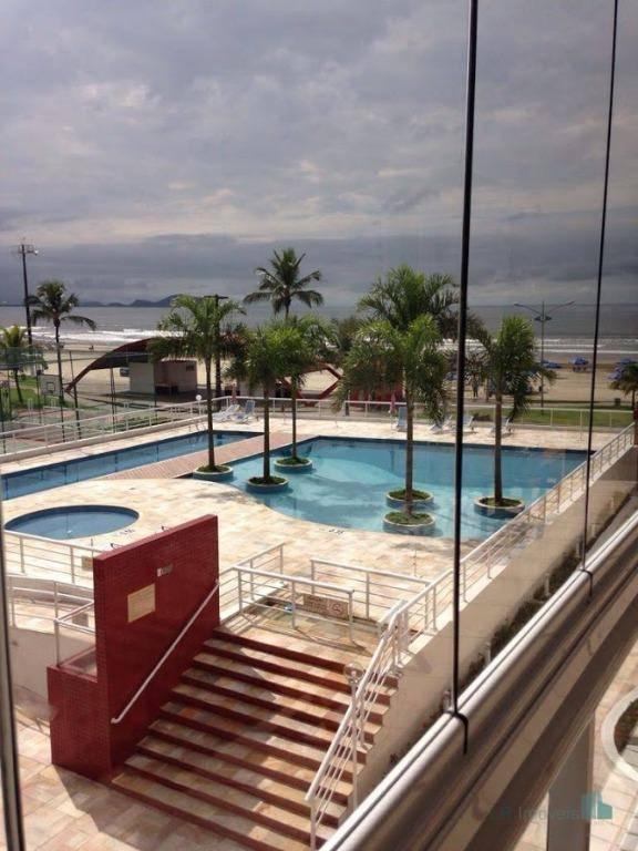 Apartamento com 2 dormitórios à venda, 110 m² por R$ 750.000 - Bertioga - Bertioga/SP