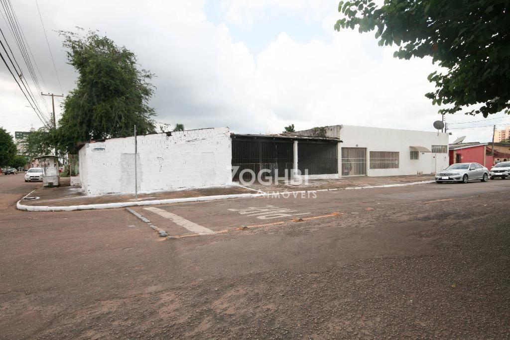 Casa comercial à venda, Olaria, Porto Velho - CA1133.
