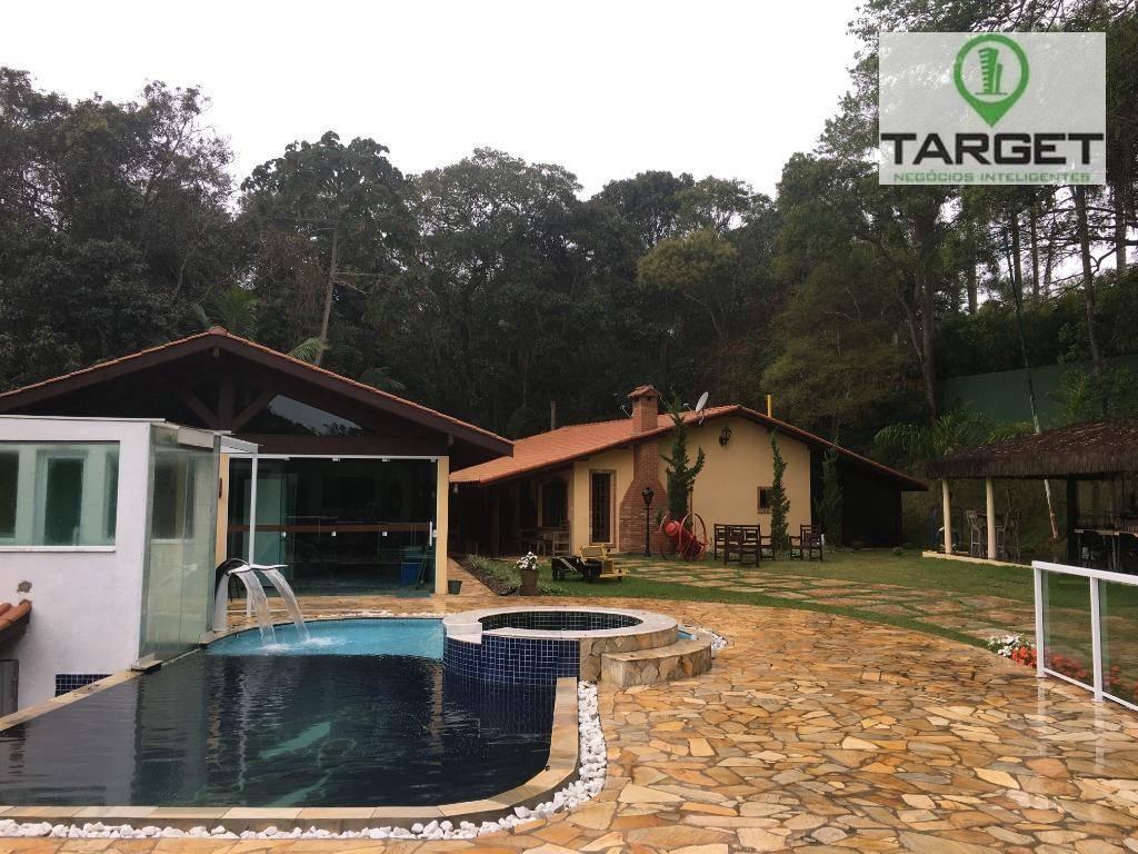 Casa com 4 dormitórios à venda, 300 m² por R$ 1.070.000 - Ressaca - Ibiúna/SP