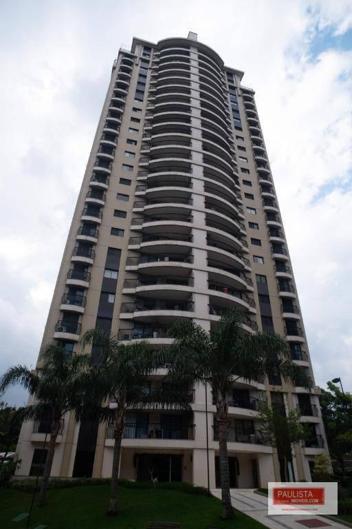 Apartamento com 4 dormitórios à venda, 148 m² por R$ 1.100.000 - Alto da Boa Vista - São Paulo/SP