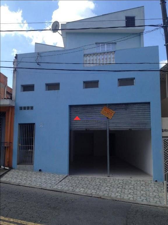 Salão para alugar, 80 m² por R$ 1.200/mês - Padroeira - Osasco/SP