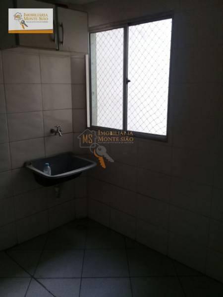Apartamento Residencial para venda e locação, Jardim São Luis, Guarulhos - .