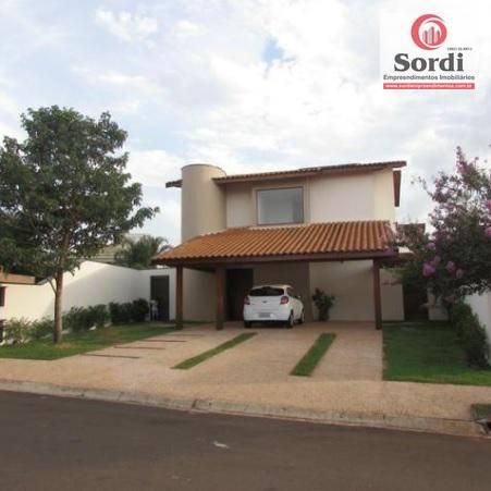 Sobrado com 4 dormitórios à venda, 287 m² por R$ 1.200.000 - Jardim Nova Aliança Sul - Ribeirão Preto/SP