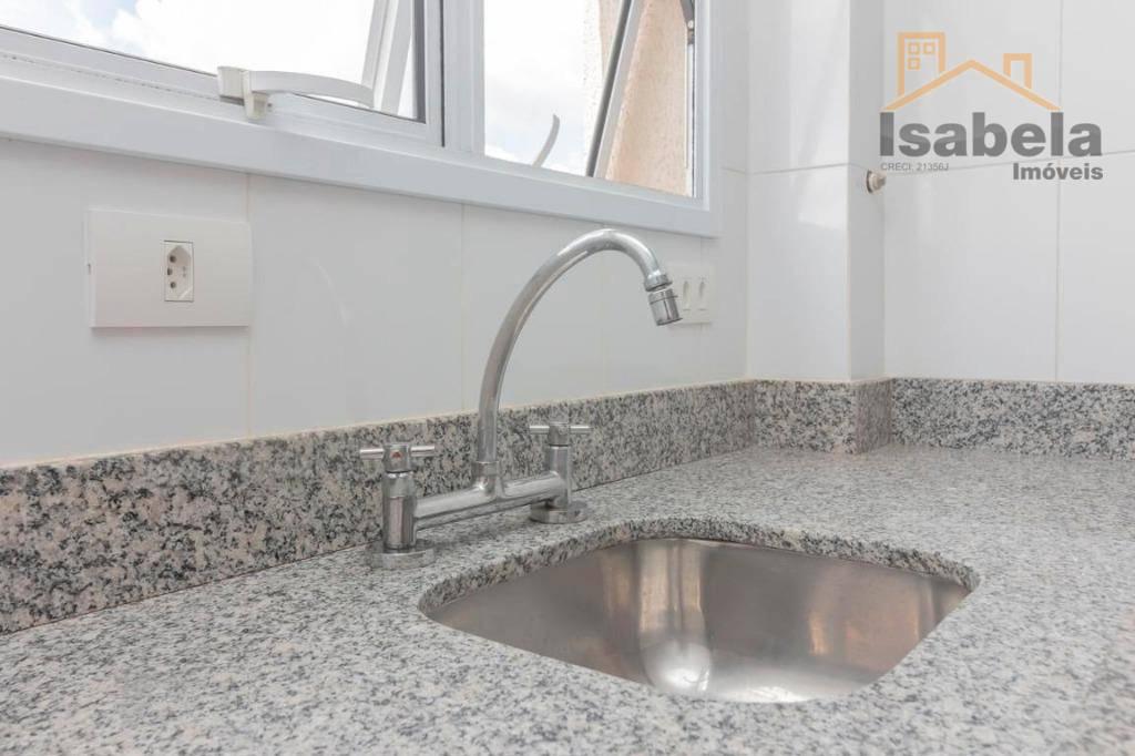 Apartamento com 2 dormitórios para alugar, 63 m² por R$ 2.500/mês - Vila Dom Pedro I - São Paulo/SP