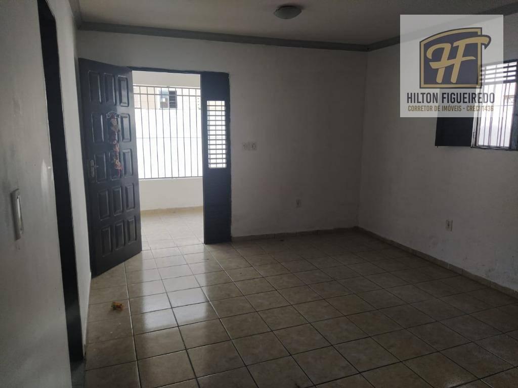 Casa para alugar por R$ 850,00/mês - Geisel - João Pessoa/PB