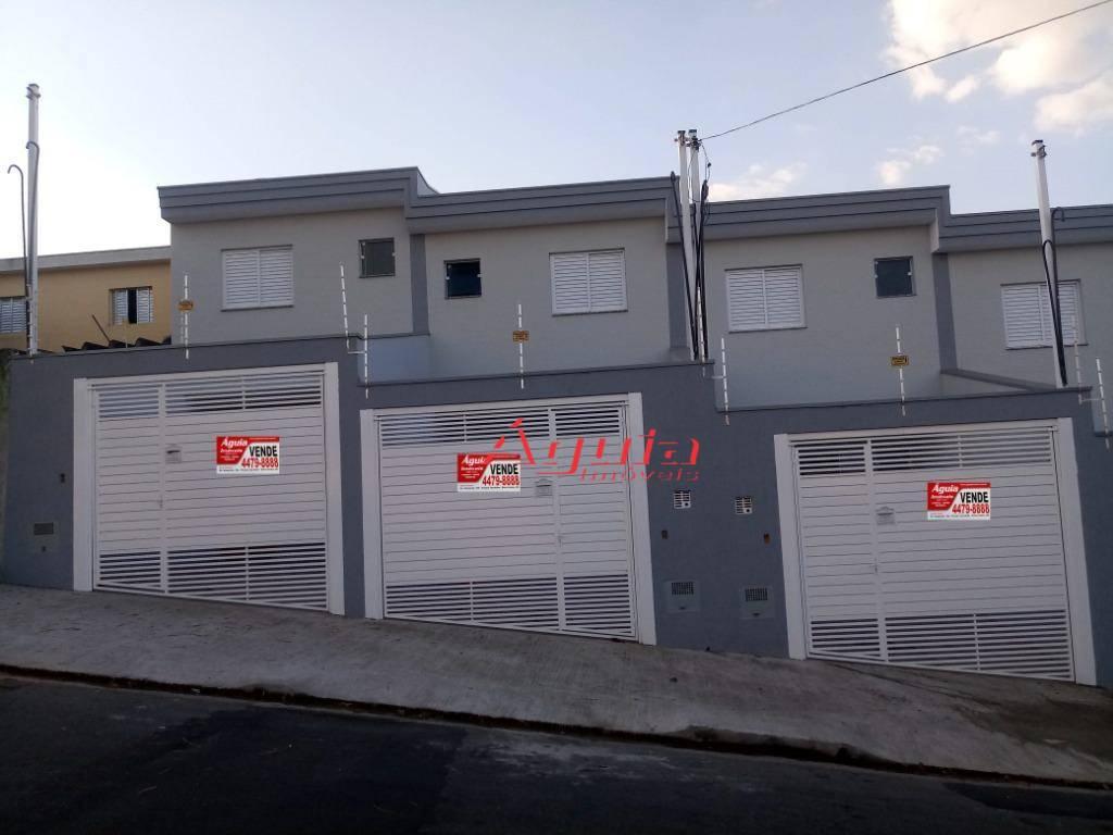 Sobrado com 2 dormitórios à venda, 48 m² por R$ 265.000,00 - Parque Capuava - Santo André/SP