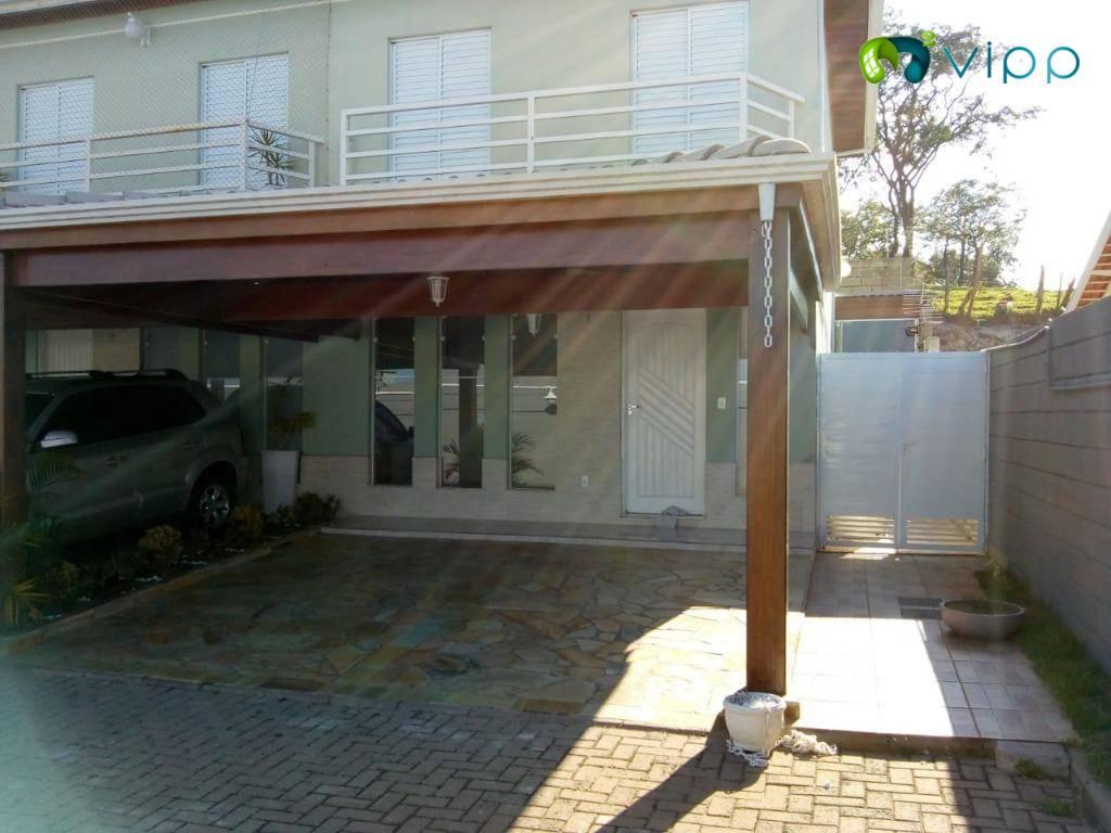 Sobrado residencial à venda, Mirante da Colonia, Jundiaí.