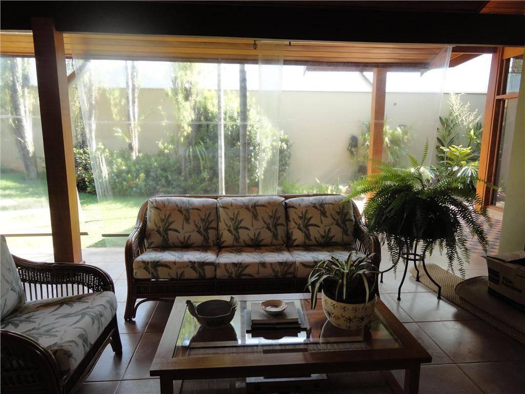 Casa 4 Dorm, Alphaville Campinas, Campinas (CA0955) - Foto 12
