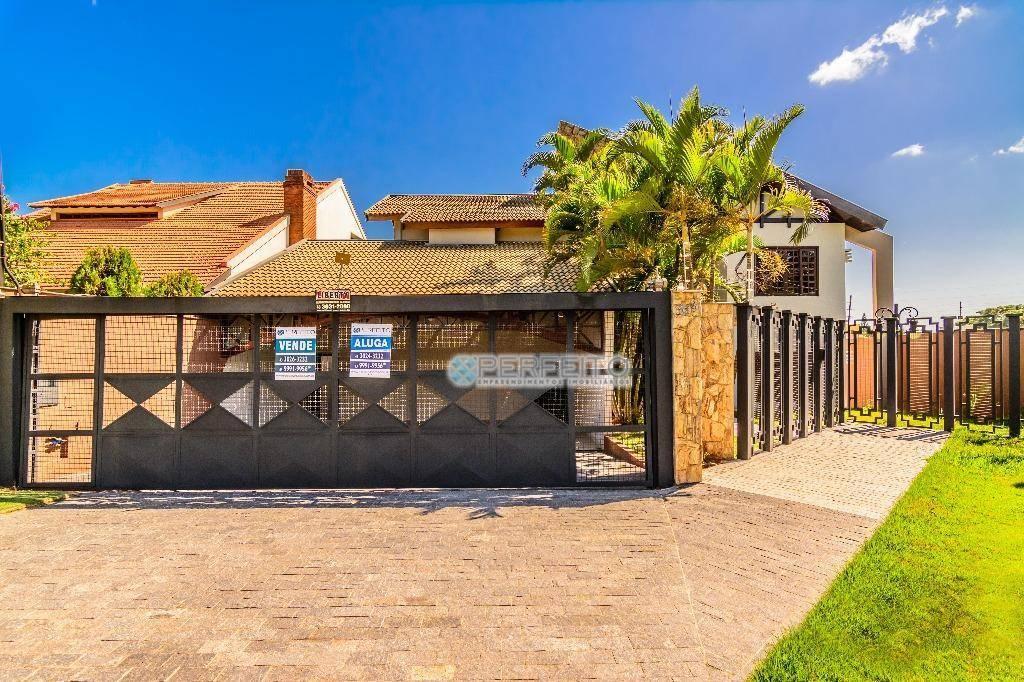 Casa com 4 dormitórios à venda, 450 m² por R$ 2.000.000 - Tucano - Londrina/PR