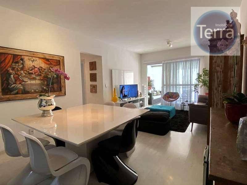 Apartamento com 3 dormitórios à venda - Queluz Vita - Granja Viana