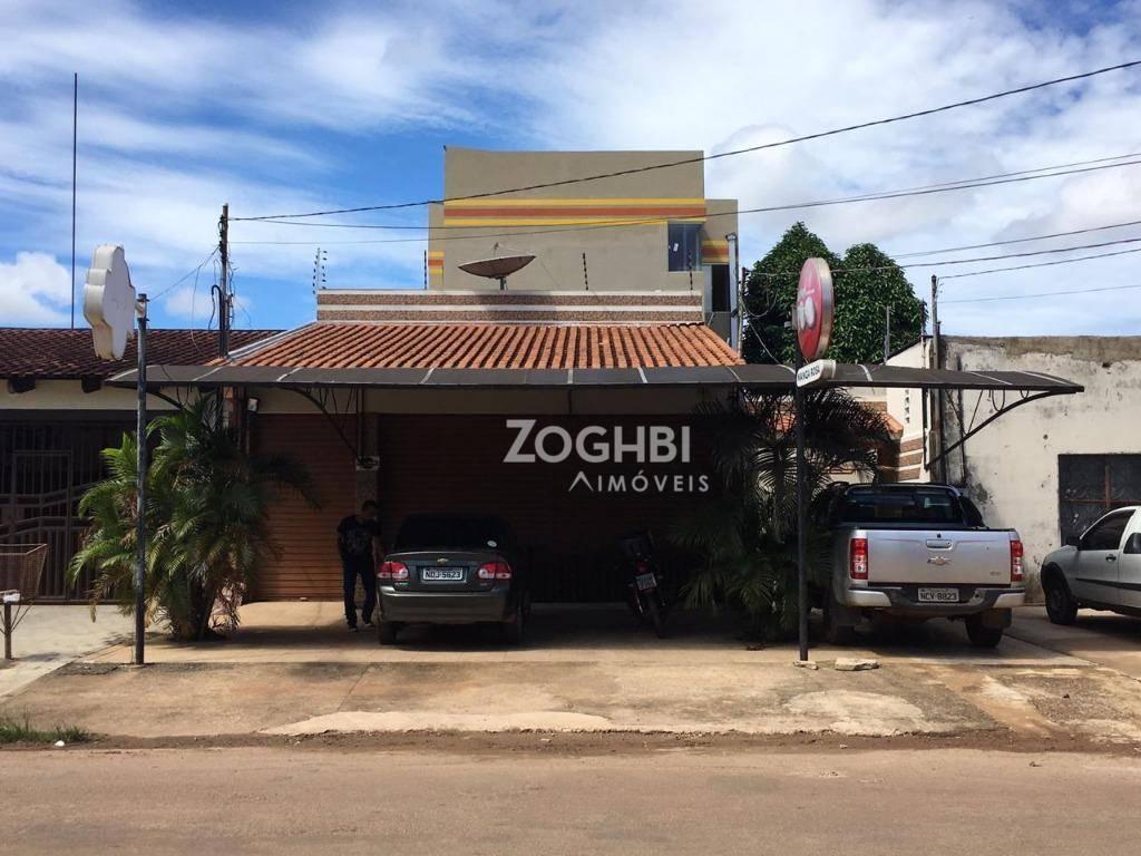 Ponto para alugar, 80 m² por R$ 3.000/mês - Mato Grosso - Porto Velho/Rondônia
