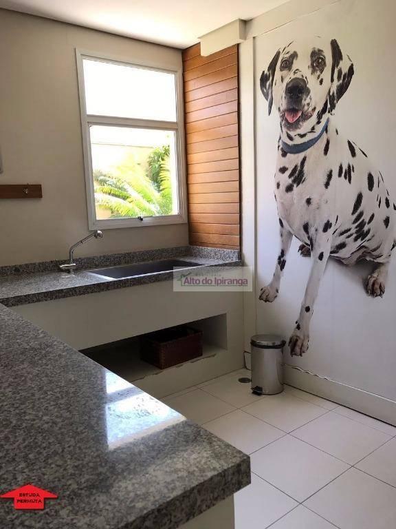 Apartamento de 4 dormitórios à venda em Vila Gumercindo, São Paulo - SP