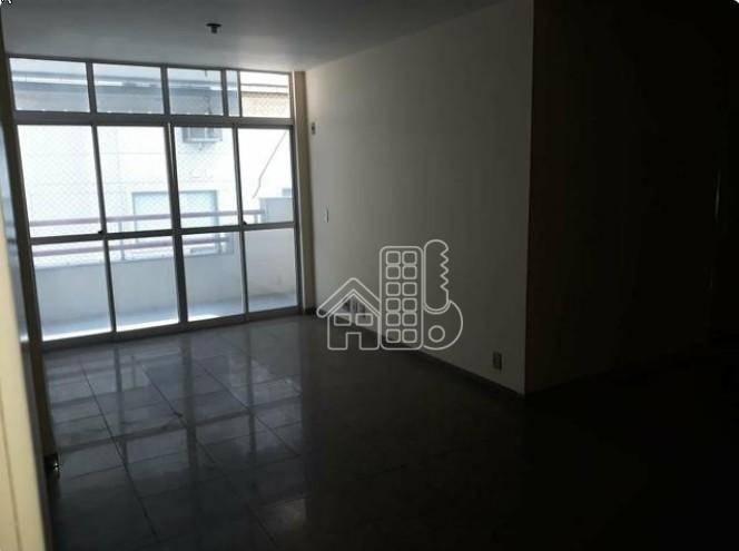 Apartamento com 4 dormitórios para alugar, 110 m² por R$ 2.000/mês - Icaraí - Niterói/RJ
