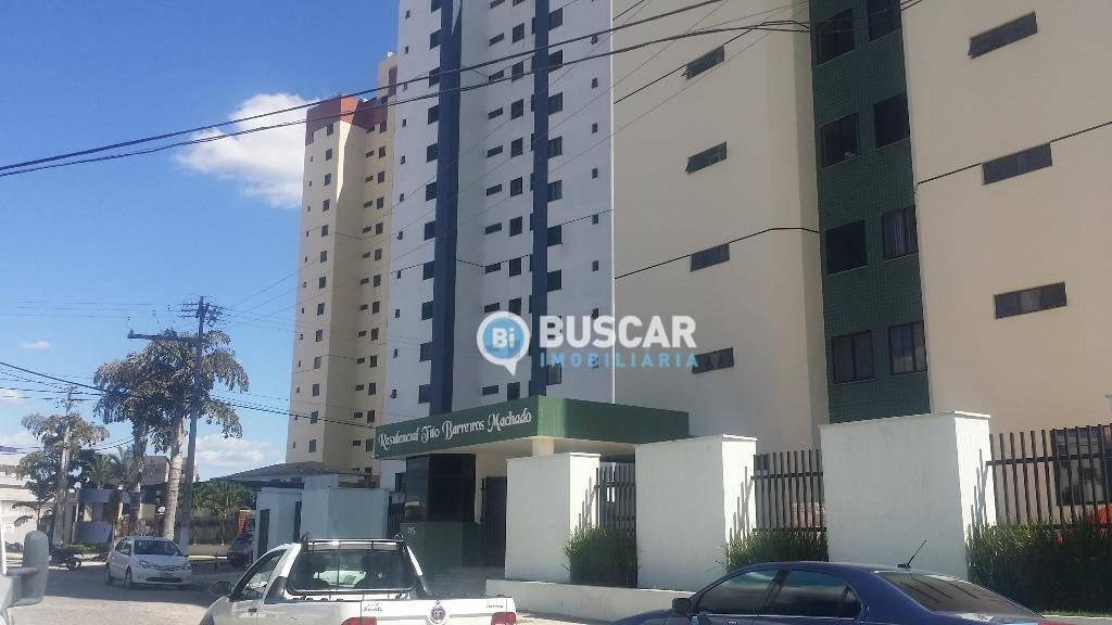 Apartamento residencial à venda, Ponto Central, Feira de San