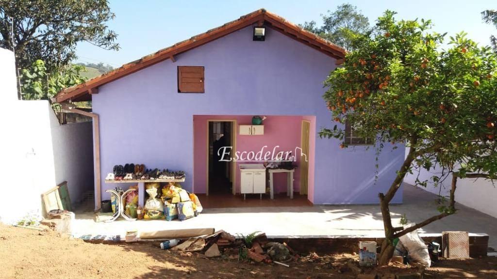 Casa com 3 dormitórios à venda, 100 m² por R$ 265.000,00 - Jardim Brasil - Suzano/SP