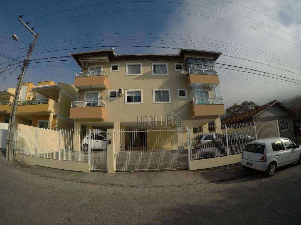 Apartamento com 2 dormitórios para alugar, 65 m² por R$ 1.445/ano - Ingleses - Florianópolis/SC