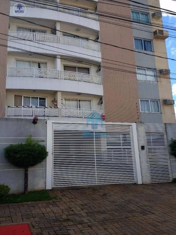 Apartamento Residencial à venda, Alto Alegre, Cascavel - AP0106.