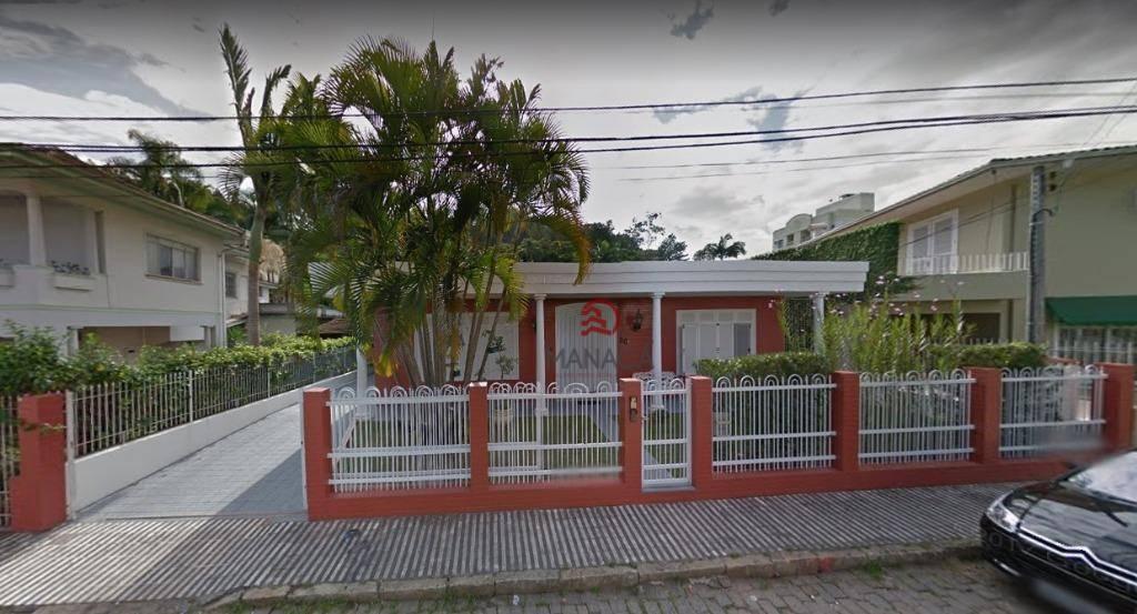 Casa com 4 dormitórios à venda, 215 m² por R$ 569.200 - Bom Retiro - Blumenau/SC