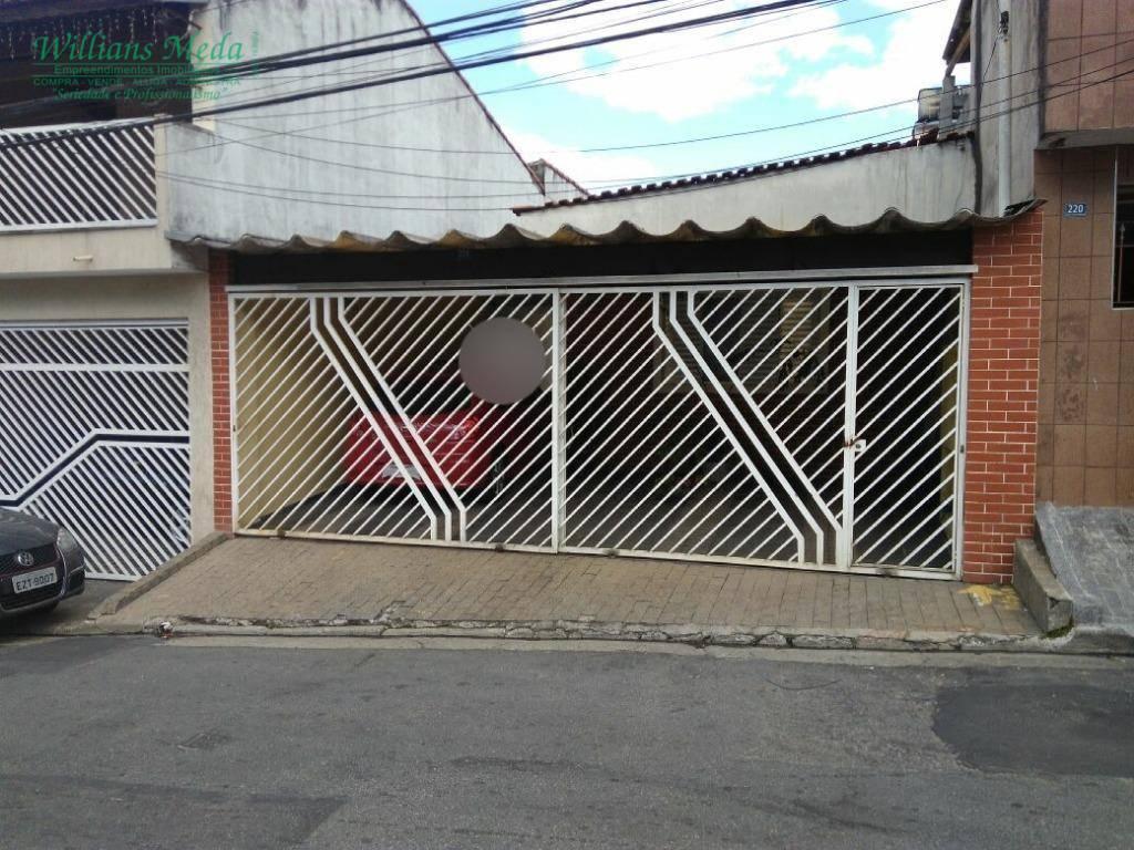 Casa residencial à venda, Jardim Santa Beatriz, Guarulhos.
