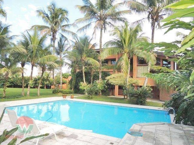 Casa residencial à venda, Acapulco, Guarujá - CA0022.
