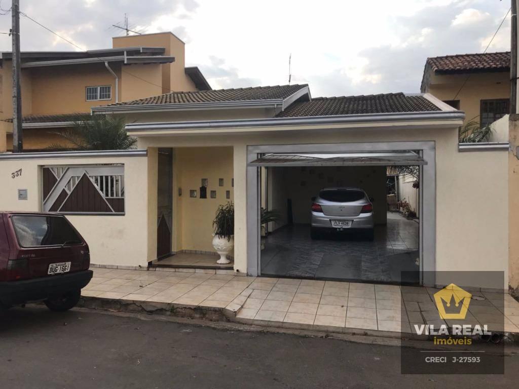 Casa residencial à venda, Jardim José Alves Carneiro, Artur Nogueira.