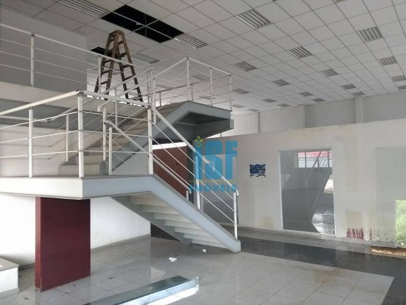 Laje para alugar, 576 m² por R$ 10.000/mês - Centro - Osasco/SP - LJ0007.