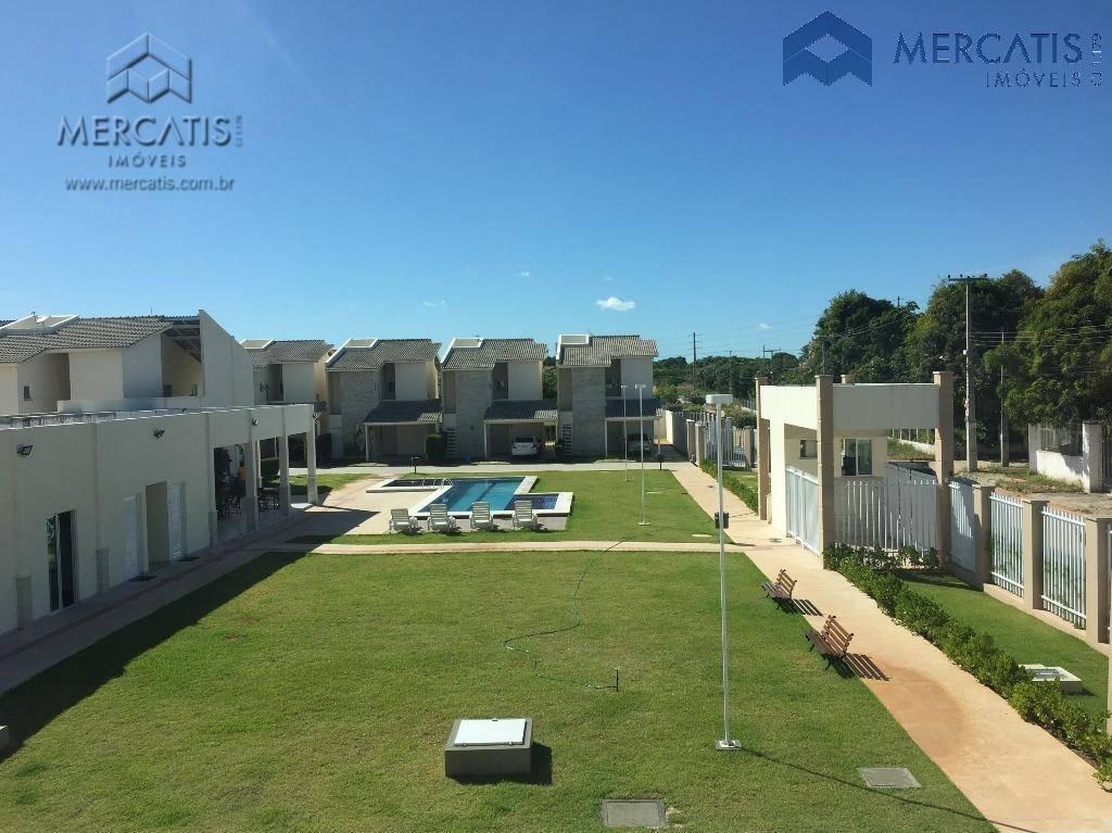 Casa Duplex à venda | Condomínio Pamplona | Coité | Eusébio (CE) -
