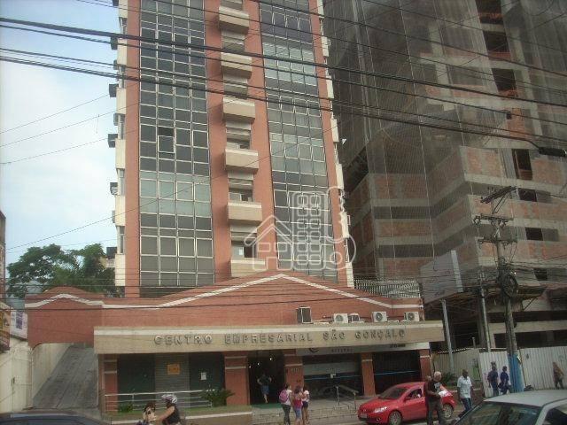 Sala à venda, 23 m² por R$ 117.000,00 - Centro - São Gonçalo/RJ