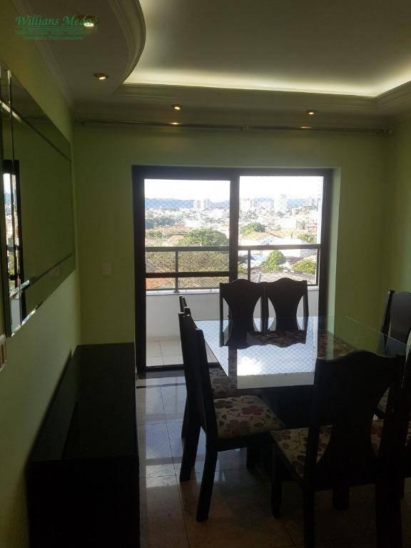 Apartamento residencial para locação, Jardim Vera, Guarulhos