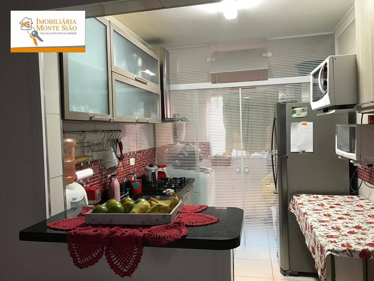 Apartamento com 2 dormitórios à venda, 55 m² por R$ 255.000,00 - Vila Progresso - Guarulhos/SP