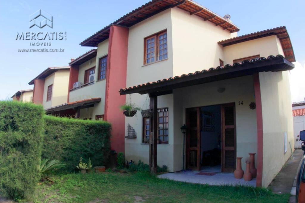 Casa com 3 dormitórios à venda  |  79 m² por R$ 300.000  |  Passaré - Fortaleza-CE  |
