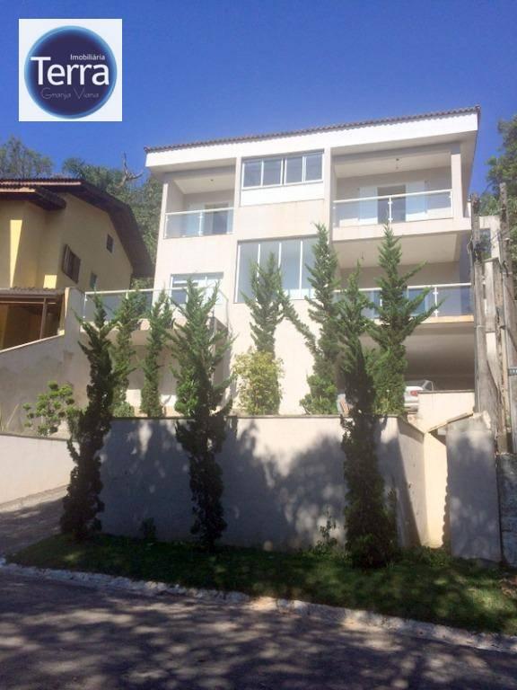Casa residencial à venda, Vila Verde, Itapevi.