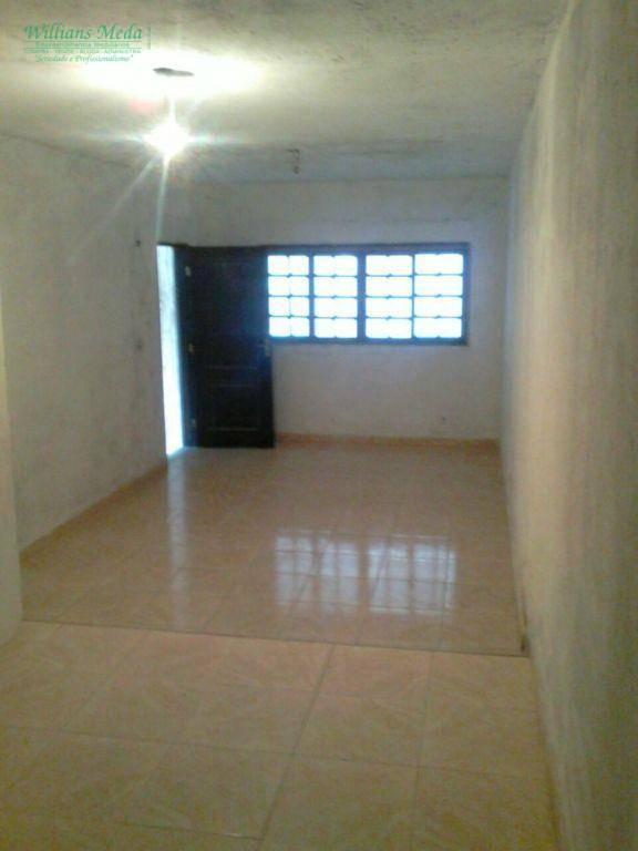 Casa  residencial para locação, Parque Continental III, Guar