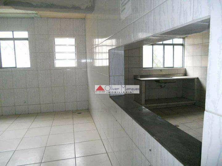 Galpão para alugar, 750 m² por R$ 8.000/mês  Rua Brasilândia, 387 - Chácaras Marco - Barueri/SP