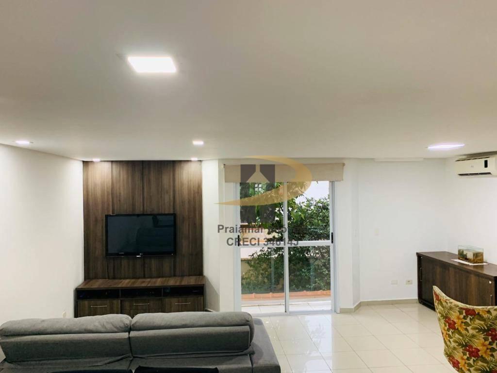 Casa à venda, 180 m² por R$ 600.000,00 - Encruzilhada - Santos/SP