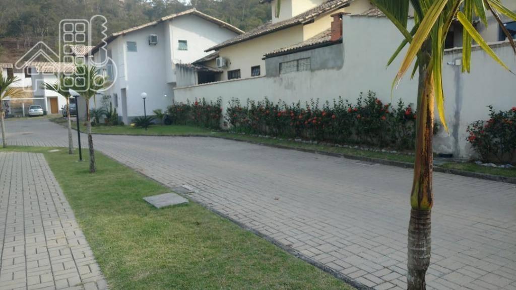 Casa com 3 dormitórios à venda, 101 m² por R$ 275.000 - Maria Paula - São Gonçalo/RJ