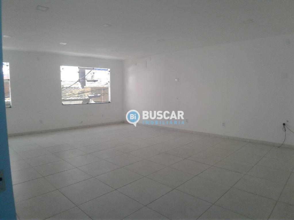 Sala para alugar, 53 m² por R$ 1.200/mês - Centro - Feira de Santana/BA