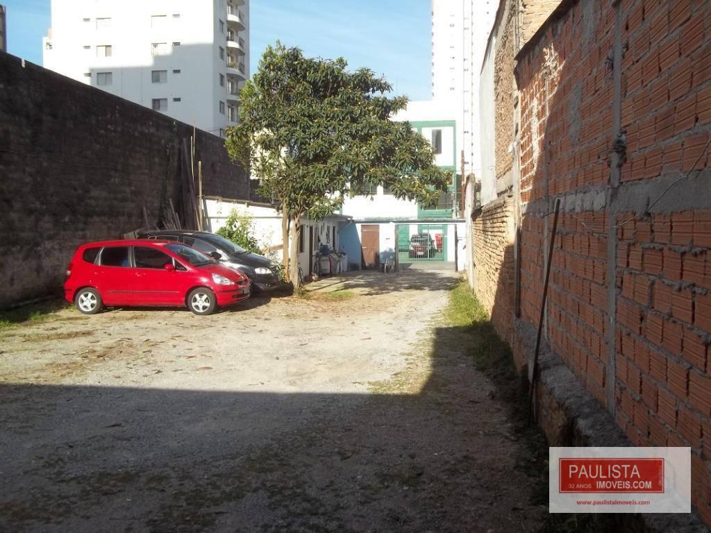 Terreno à venda, 360 m² por R$ 1.500.000 - Chácara Santo Antônio (Zona Sul) - São Paulo/SP