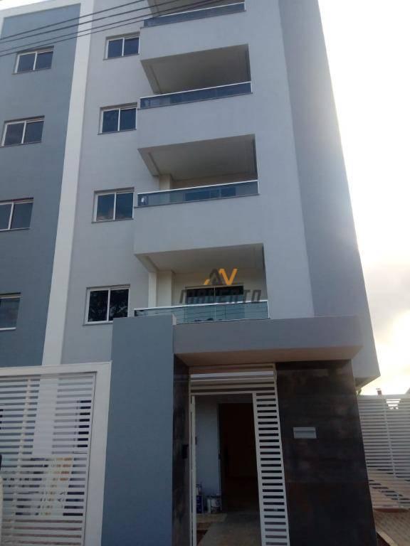 Apartamento com 2 dormitórios à venda, 61 m² por R$ 228.000 - Alto Alegre - Cascavel/PR