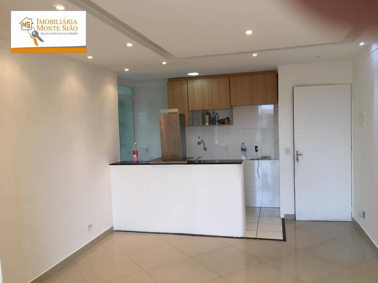 Apartamento com 3 dormitórios, 67 m² - Jardim dos Pimentas - Guarulhos/SP