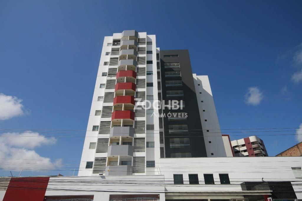 Apartamento com 2 dormitórios para alugar, 64 m² por R$ 1.850/mês - Nossa Senhora das Graças - Porto Velho/RO