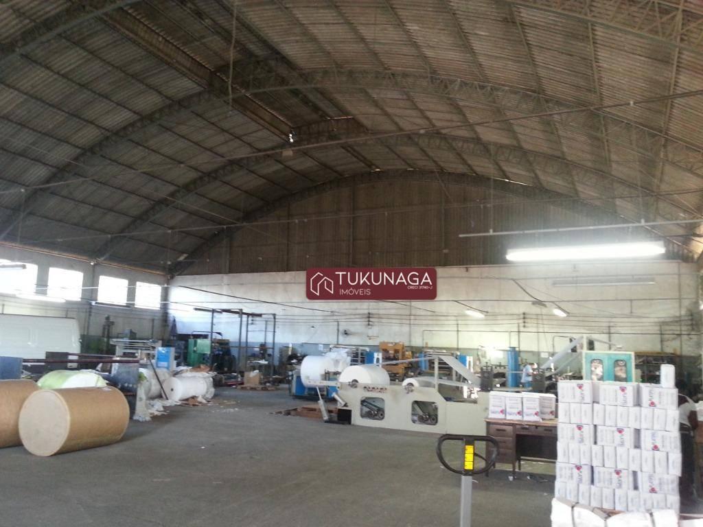 Galpão Industrial à venda ou locação, 2.500 m²  - Jardim Santa Emilia - Guarulhos/SP