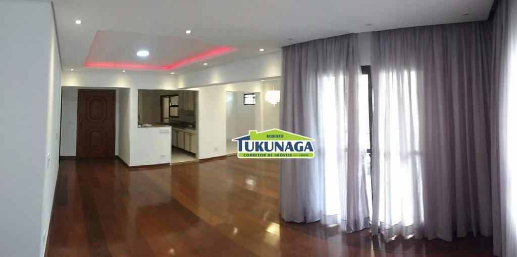 Apartamento para alugar, 140 m² por R$ 2.000,00/mês - Vila Galvão - Guarulhos/SP