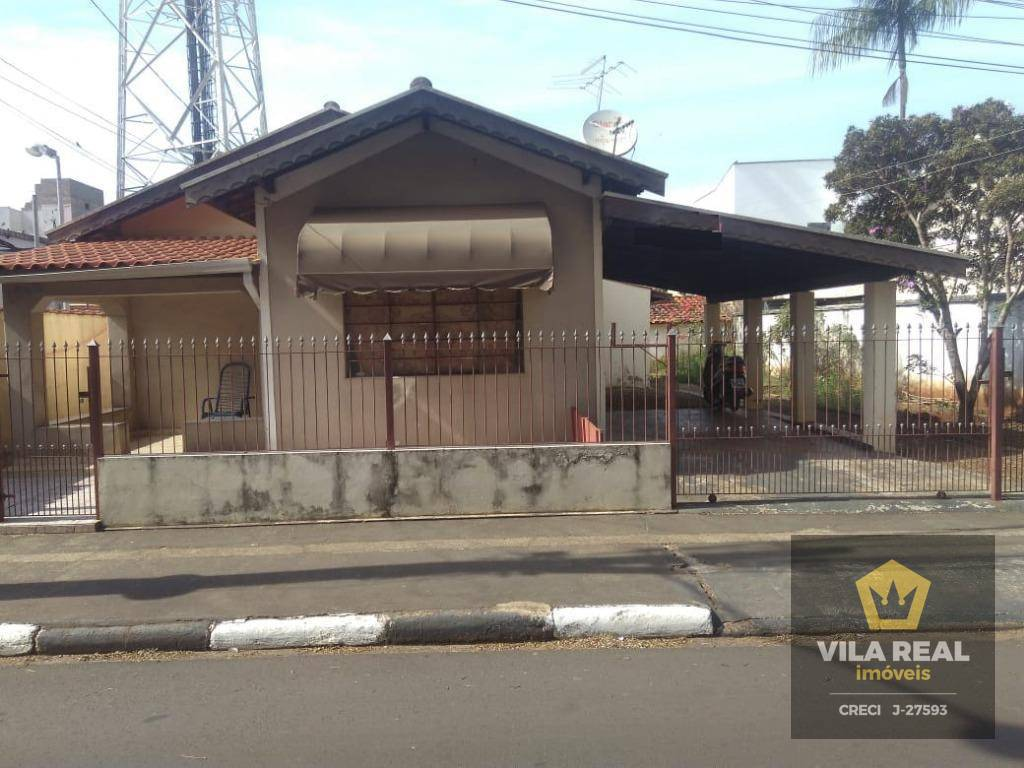 Casa residencial e comercial à venda, Centro, Artur Nogueira.